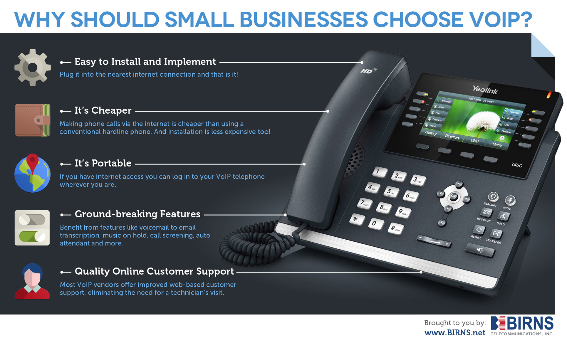 Best voip options for small business