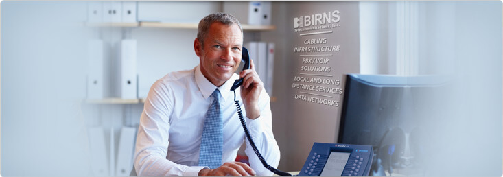 CONTACT BIRNS TELECOMMUNICATIONS