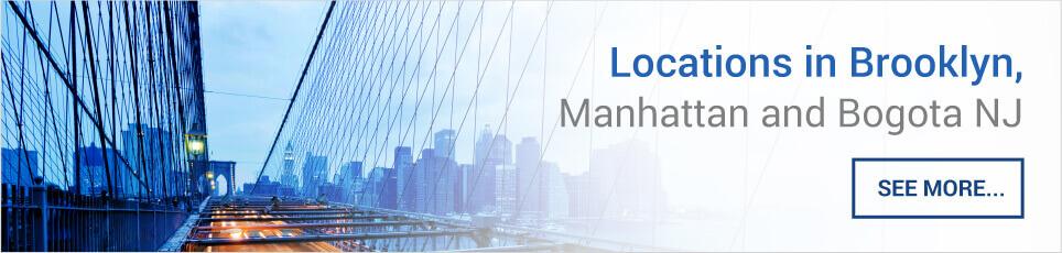 Locations in Brooklyn